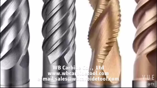 carbide end mill supplier in China