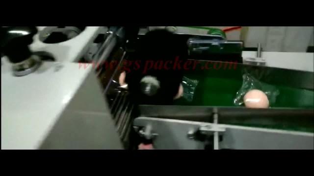 Bath Salt Ball Film Shrink Packaging Machine thumbnail image