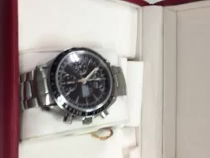 Preowned omega watch