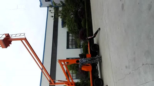 Hydraulic Boom Lift Tables/Trailer Mounted Lift thumbnail image