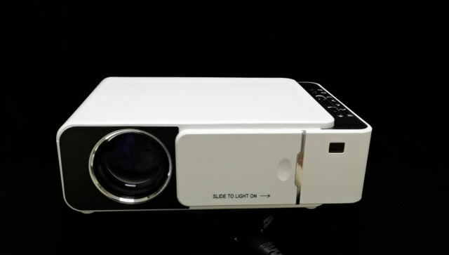 T5 projector with basic/wifi version thumbnail image