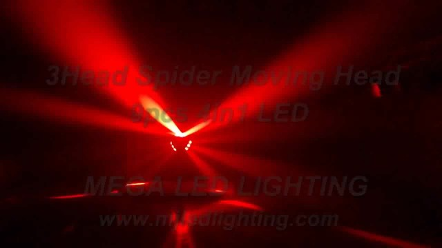 9*10W Big Spider Beam LED Moving Head Light thumbnail image