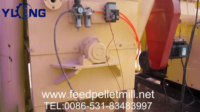 feed pellet mill feed pellet making line thumbnail image