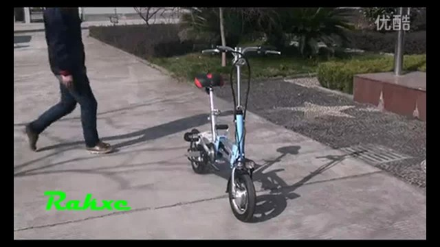 Electric Folding Bike&Bicycle RK-B1307 thumbnail image